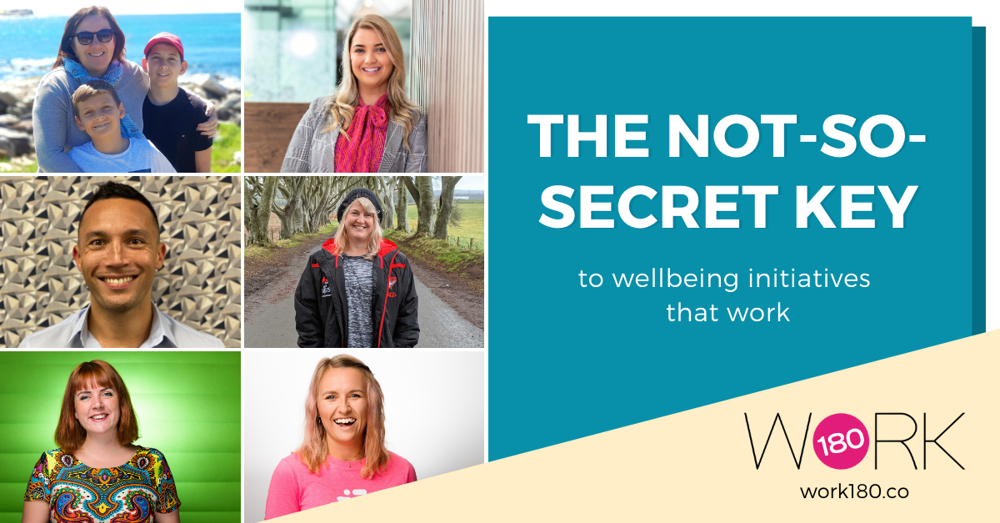 The not-so-secret key to wellbeing initiatives that work