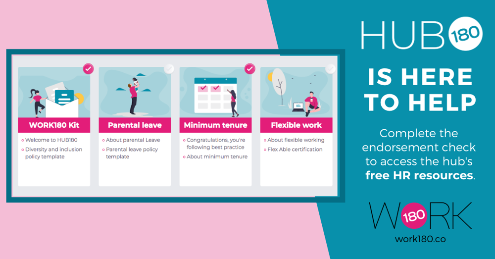 Introducing HUB180: The HR tool helping you become an employer of choice