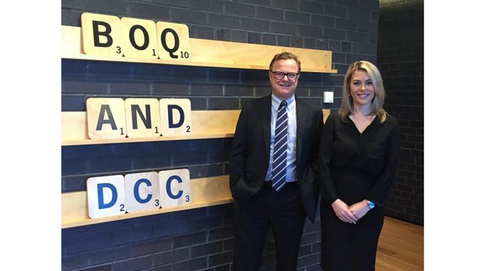 Bank of Queensland becomes the first bank in Australia to be an Endorsed Employer for Women by DCC Jobs