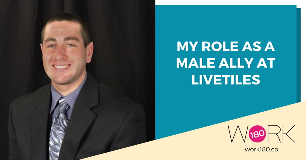 My Role as a Male Ally at LiveTiles