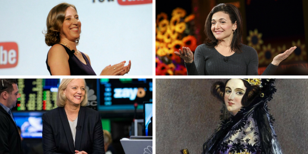 The most famous women in tech you've never heard of