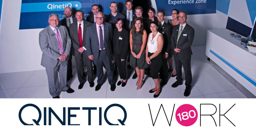 QinetiQ's journey to becoming a WORK180 Endorsed Employer