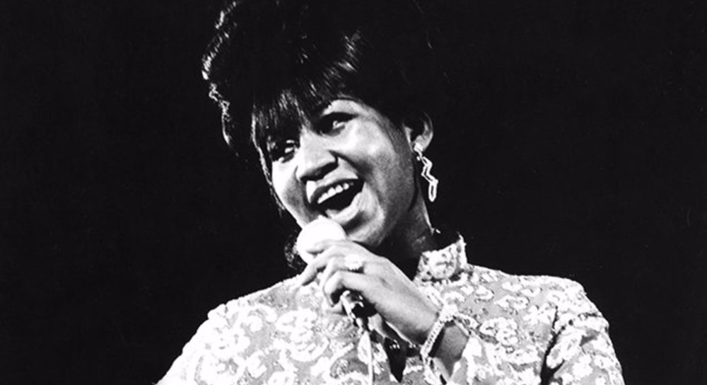 Remembering our Queen of Soul