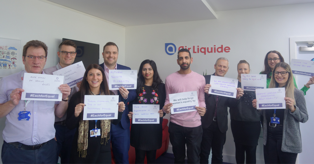 Stepping Up: How Air Liquide boosted maternity leave to become WORK180's latest endorsed employer