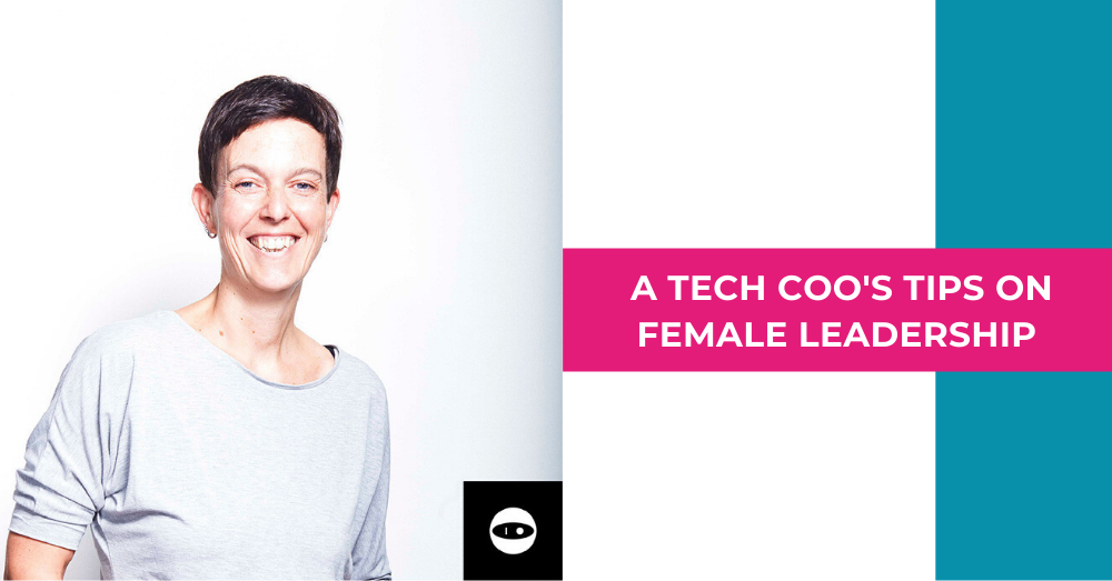 Driving Equality From A Tech COO