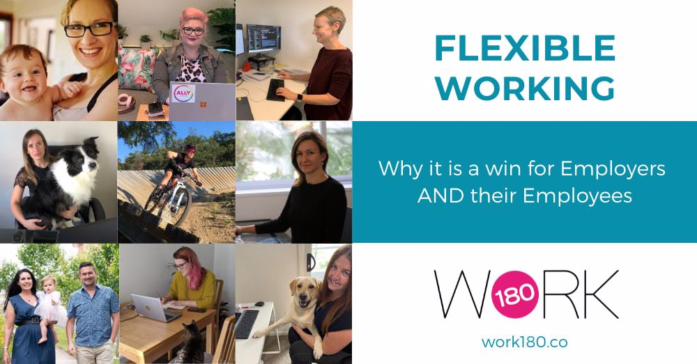 Why Flexible Working is a Win for Employers and their Employees