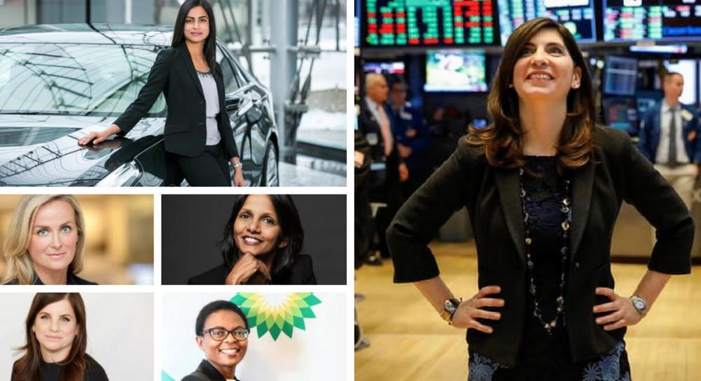 Six women who reached the top but no one told you