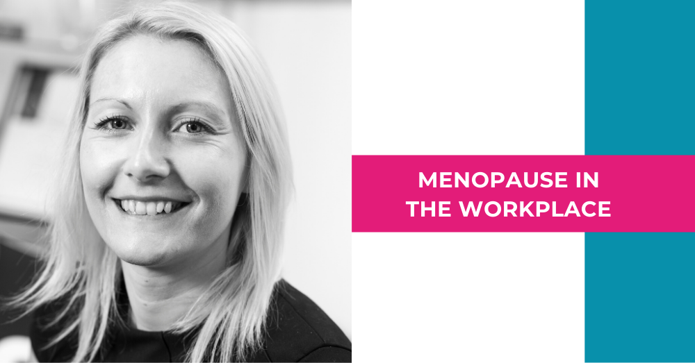 Talking menopause in the workplace