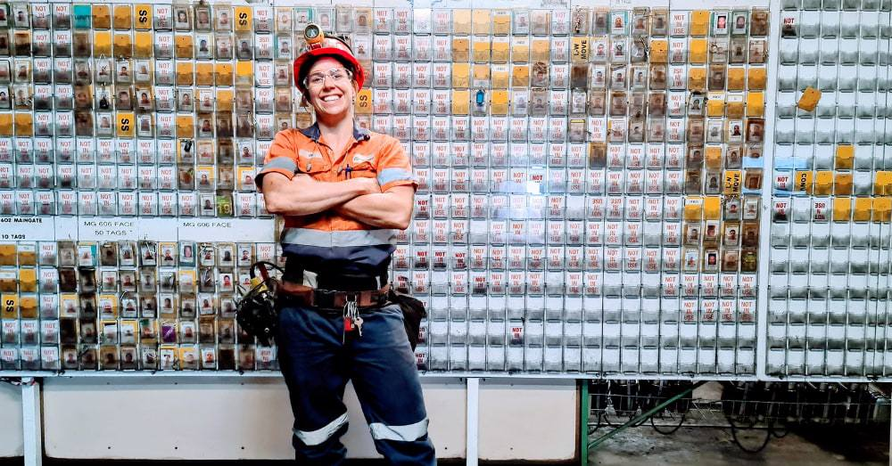 Anglo American Careers: Ready to blaze the trail in mining