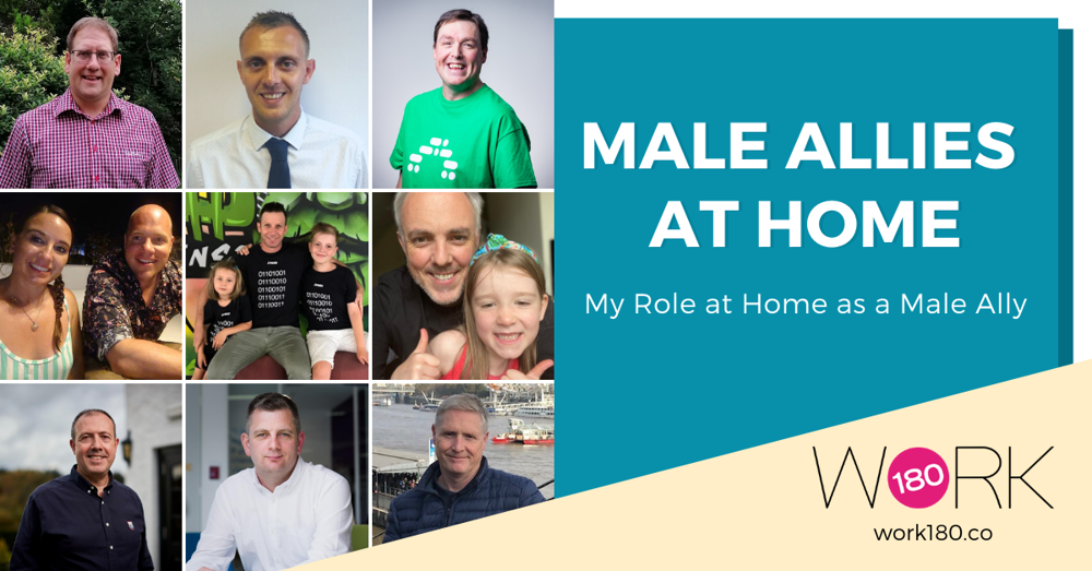 My Role at Home as a Male Ally