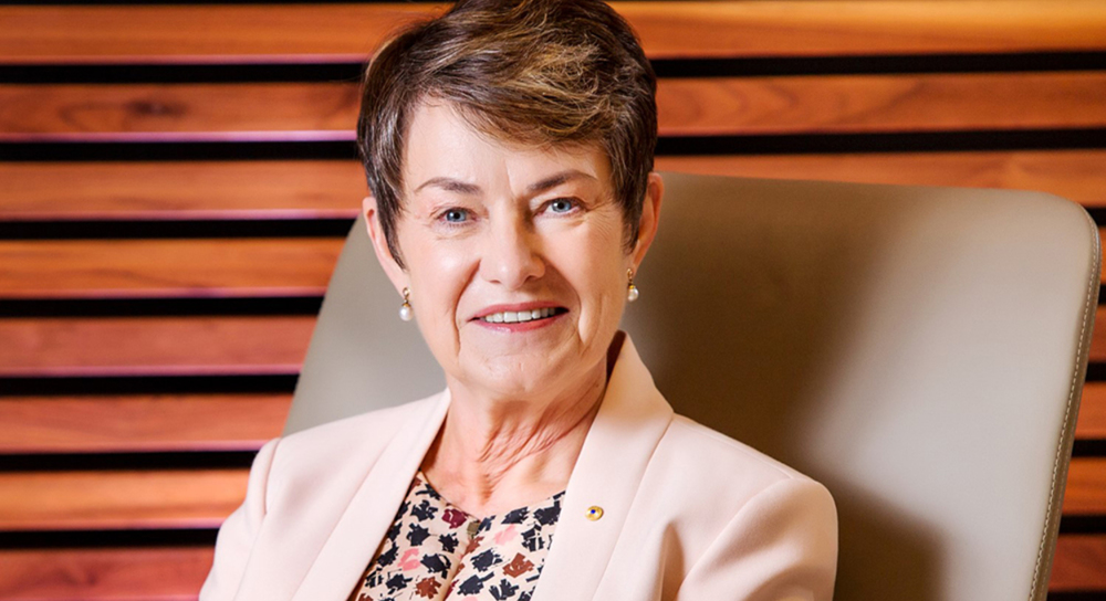 Female Leader, Elizabeth Proust, Chair, Australian Institute of Company Directors