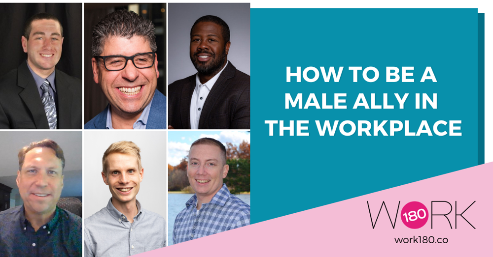 How to be a Male Ally in the Workplace