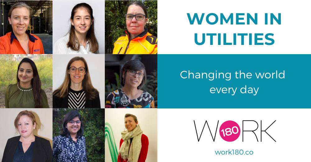 Women in Utilities: Changing the World Every Day