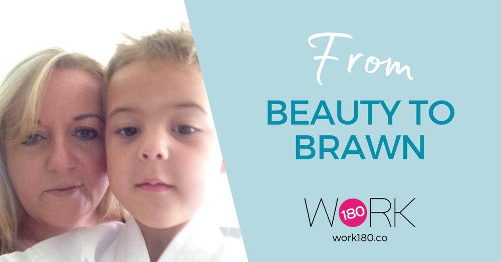 From beauty to brawn