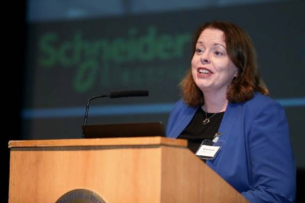 Schneider Electric's Karen Lyons on the most challenging and exciting aspects of her role as a Director