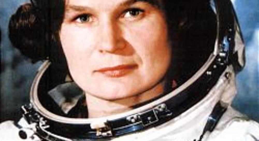 Celebrating the First Woman in Space