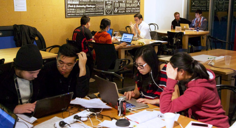 Why Hackathons are the Secret Ingredient to Creating Change in the Workplace