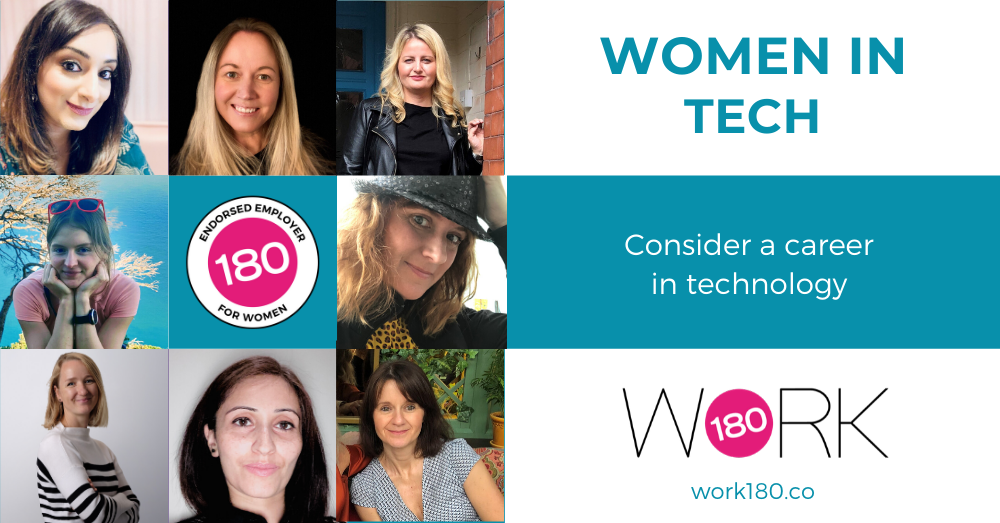 Career Advice from Women In Technology