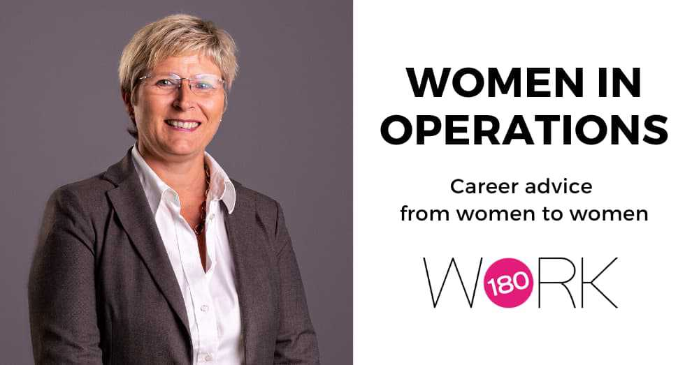 Working in operations: Career advice from women to women