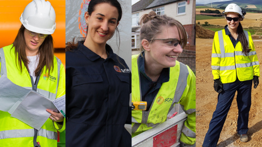 Celebrating International Women in Engineering Day with SGN