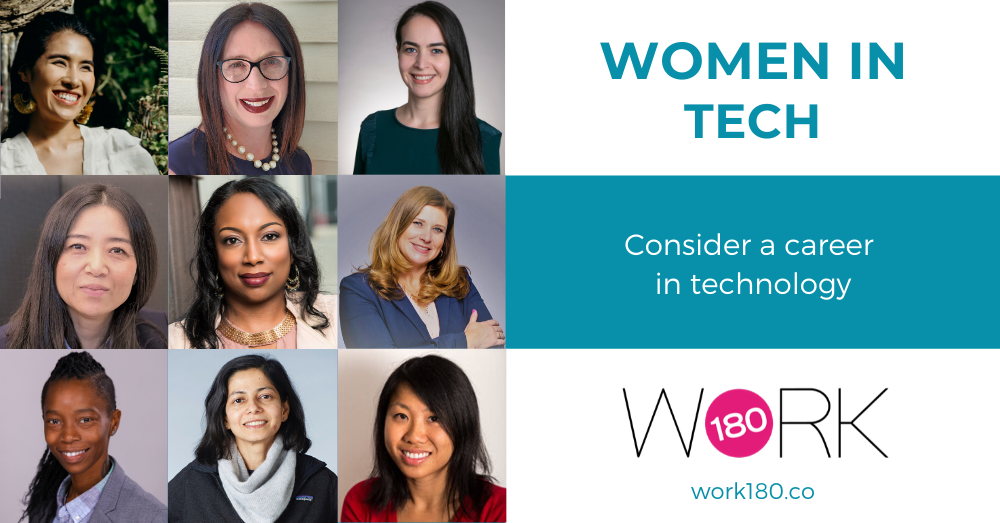 Career Advice from Women in Tech