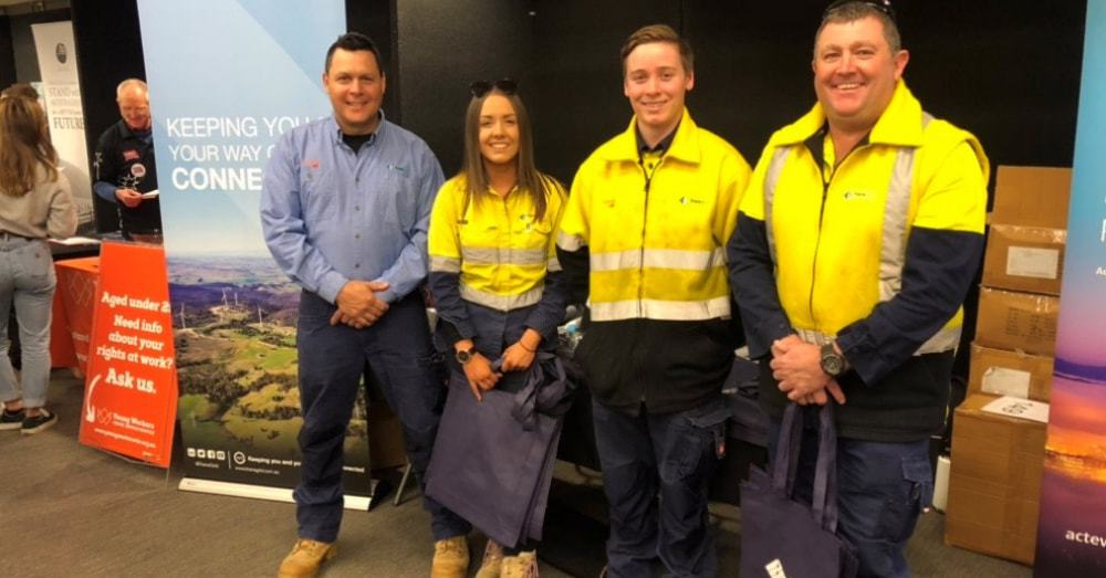 Journey from TransGrid Apprentice to Leader