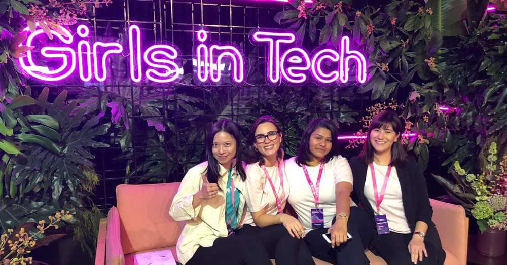 Thriving as a woman in a tech start-up