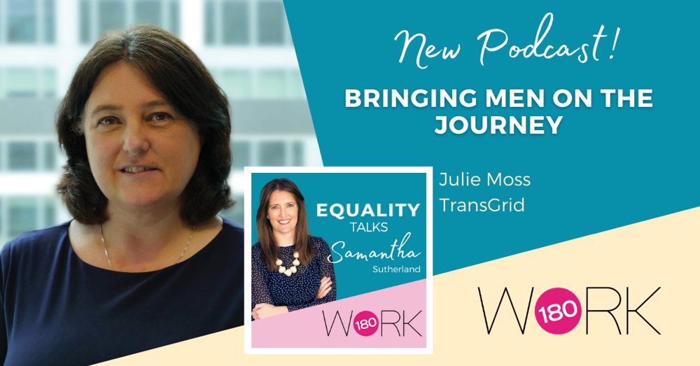 Episode Six: Bringing Men on the Journey with Julie Moss