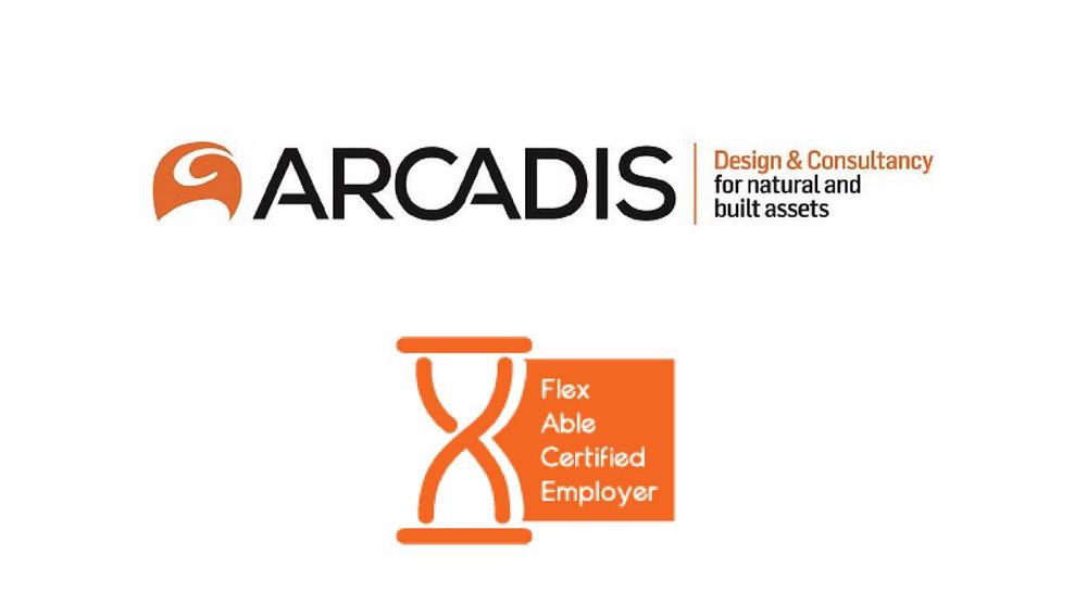 Arcadis achieves the Flex Able Certification