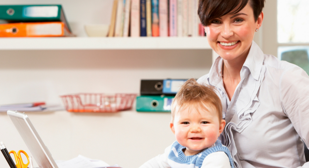 How to make maternity leave the defining moment of your career