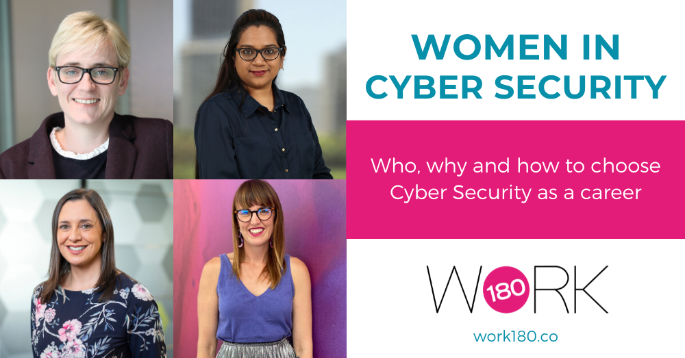 Who, why and how to choose Cyber Security as a career