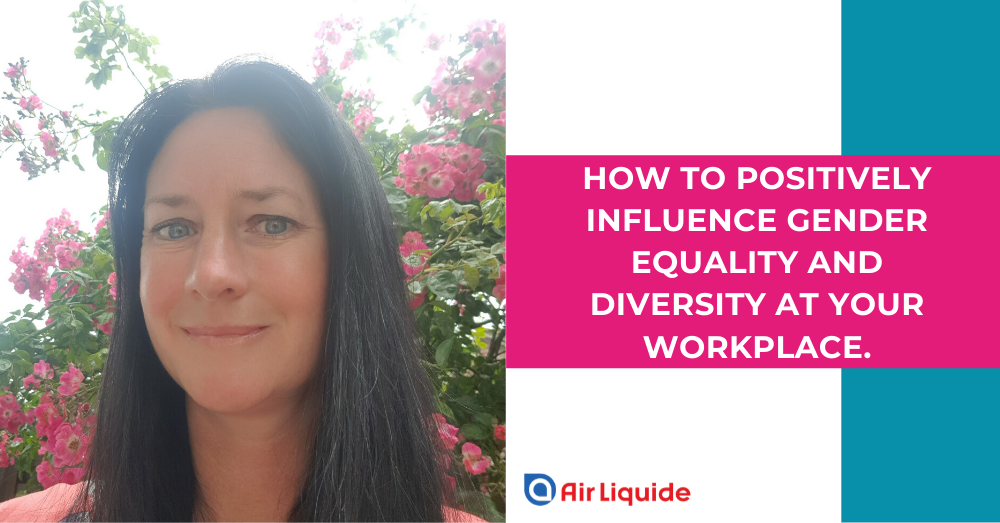 How to positively influence gender equality and diversity at work